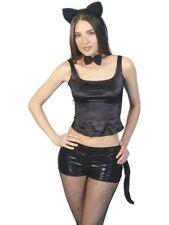 Disfraces de mujer de color principal negro talla única