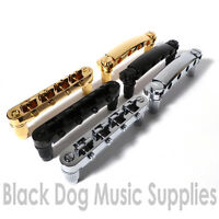Bass Guitar Tune O Matic Bridge / Tailpiece/ Stopbar 19mm string  spacing