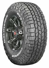 4 NEW LT275/70-18 Cooper Discoverer A/T3 XLT 10-ply All- Terrain Radial Tire