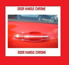 4PC Chrome Door Handle Trim Molding Kit For Chrysler Models