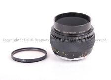 Ex++ Olympus OM Zuiko Auto-Macro 50 mm f/ 2 Lens