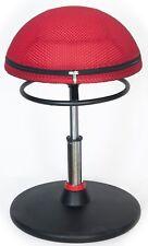 Adjustable-Height, Active Sitting Wobble Stool