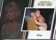 Star Trek Women of 50th Anniversary Complete 100 Card Base Set
