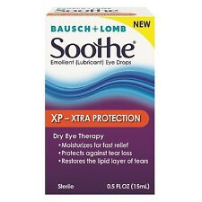 Bausch - Lomb Soothe XP Eye Drops Xtra Protection with Restoryl 0.50 oz