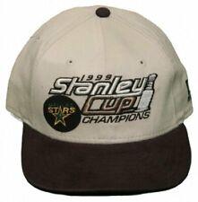 Dallas Stars Vintage 1999 Championship Beige Snapback Hat