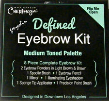 Max Makeup Cherimoya 8 Piece Eyebrow Kit  MEDIUM