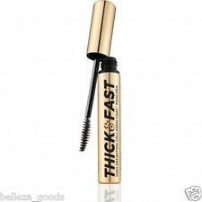 Soap And Glory THICK & FAST Mascara High Definition Collagen-Coat FORMULA BLACK