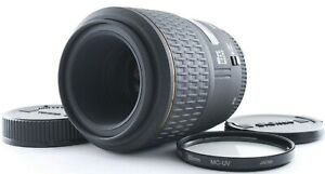 【Exc+++】 Sigma EX 105mm f/2.8 D Macro For Nikon F Mt. w/caps From Japan by FedEx