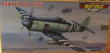 """Vintage 1:72 Pioneer 2 """"Hawker Sea Fury""""  Series - 4 4002 Scale Model Kit"""