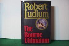 Bourne: The Bourne Ultimatum Bk. 3 by Robert Ludlum (1990, Hardcover,