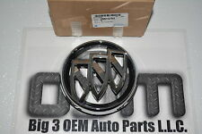 2012-2015 Buick Verano Front Grille Chrome Tri-shield Emblem new Oem 20913792 (Fits: Buick)