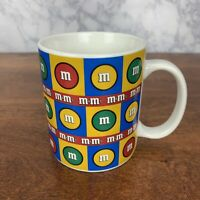 M & M's Ceramic Coffee Mug Cup