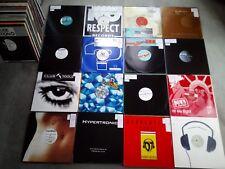 "12"" Vinyl DJ Set Schallplattensammlung Paket 30kg 145 Maxis HOUSE TECHNO DANCE"