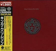 King Crimson - Discipline [New CD] Japan - Import