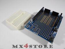 Protoshield v5 Prototype Arduino onu r3 syb-170 breadboard steckbrett 184