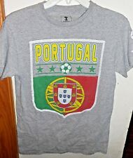 Official FIFA World Cup Soccer Size S Portugal Shirt