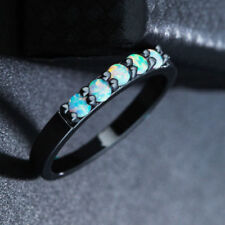 Unbranded Gold Filled Opal Fashion Rings