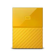 Western digital My Passport HDD Esterno 2.000gb Interfaccia USB 3.0 colore Giall