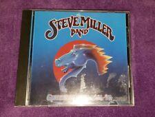 STEVE MILLER BAND cd GREATEST HITS 74-78 free US ship