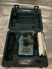 Drill Doctor model #750 bit sharpener, with case