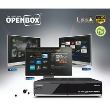 Openbox SX9 Combo DVBS2/T2/Cabel Receiver  Modell 2015!!! Multistream!!!