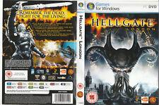 Hellgate London: PC Juego en DVD versión europea