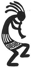 Unmounted Rubber Stamps, Southwest Stamps, South West, Kokopellis, Kokopelli Set