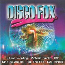 Disco Fox - New cd in seal  ( Fox The Fox,  Giorgio Moroder, Stranglers )