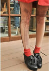 New Cute Disney Mickey Minnie Transparent Tattoo Stockings Tights Pantyhose