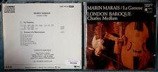 MARIN MARAIS - LA GAMME - LONDON BAROQUE - 1 CD n.1800