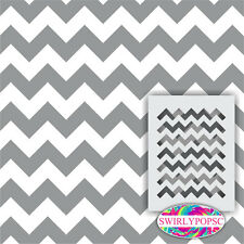 """Chevron Zig Zag Stencil 1 INCLUDED ** LARGE ** 12""""x9"""" Craft Airbrush Wall"""