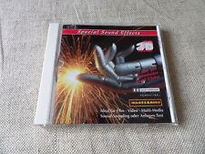 SPECIAL SOUND EFFECTS - CD - 3D Sound - Sampling Video... - über 360 Effekte