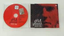 DAVE GAHAN (DEPECHE MODE) I NEED YOU - 3 TRACKS DVD SINGLE 2003