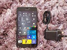 Microsoft Lumia 640 XL LTE Black Unlocked Smartphone on Latest Windows 10 v1709!