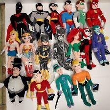 1999 Warner Bros Studio Store Bean Bag DC Comics LOT of 17 Harley Quinn Penguin