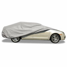 BREATHABLE CAR COVER FITS MERCEDES CLK-CLASS FAST DELIVERY
