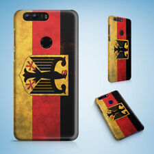 GERMANY COUNTRY FLAG  HARD CASE FOR HUAWEI ASCEND P6 P7 MATE7 P9 P10