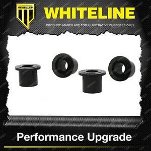 Whiteline Rear Spring - Eye Rear Bushing W73395 for Mazda BT-50 UN 4CYL 06-11