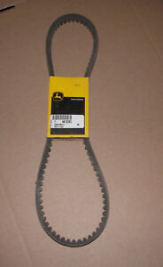 4612283 New John Deere Surplus Single V-Belt Fits 135C 225CLC Excavators