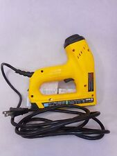 Stanley 2-in-1 Electric Stapler and Strip Brad Nailer Without Packaging