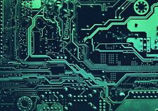 A1 Printed Circuit Boards PCB Poster Art Print 60 X 90cm 180gsm Cool Gift #16892