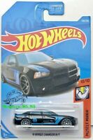 HOT WHEELS 2019 MUSCLE MANIA '11 DODGE CHARGER R/T BLACK