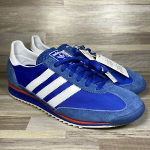 Adidas SL 72 Blue Valencia Hamberg Bern FY7689 Athletic Mens Sneakers Shoes 7 13