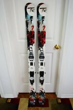 New listing ROSSIGNOL SCRATCH S7 PRO SKIS SIZE 150 CM WITH LOOK BINDINGS