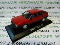 BAL62T Voiture 1/43 IXO Balkans : VOLKSWAGEN Passat B2 VW