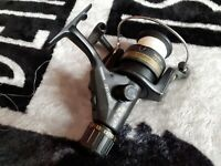 silstar frb 60 reel and line