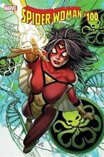 SPIDER-WOMAN #5 GREG LAND CVR MARVEL COMICS GEMINI 10/21/20