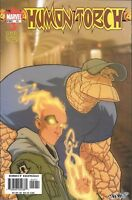 Human Torch Comic 12 Cover A First Print 2004 Karl Kesel Paco Medina Vlasco
