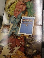 Risk Lord of the Rings Trilogy Edition LOTR Replacement Game Board ONLY 2003