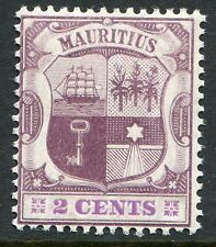 Mint Never Hinged/MNH Single Mauritian Stamps